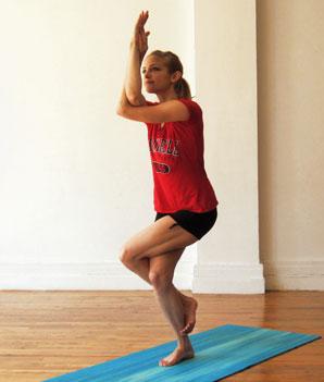 9 yoga poses for long lean legs  heidi kristoffer