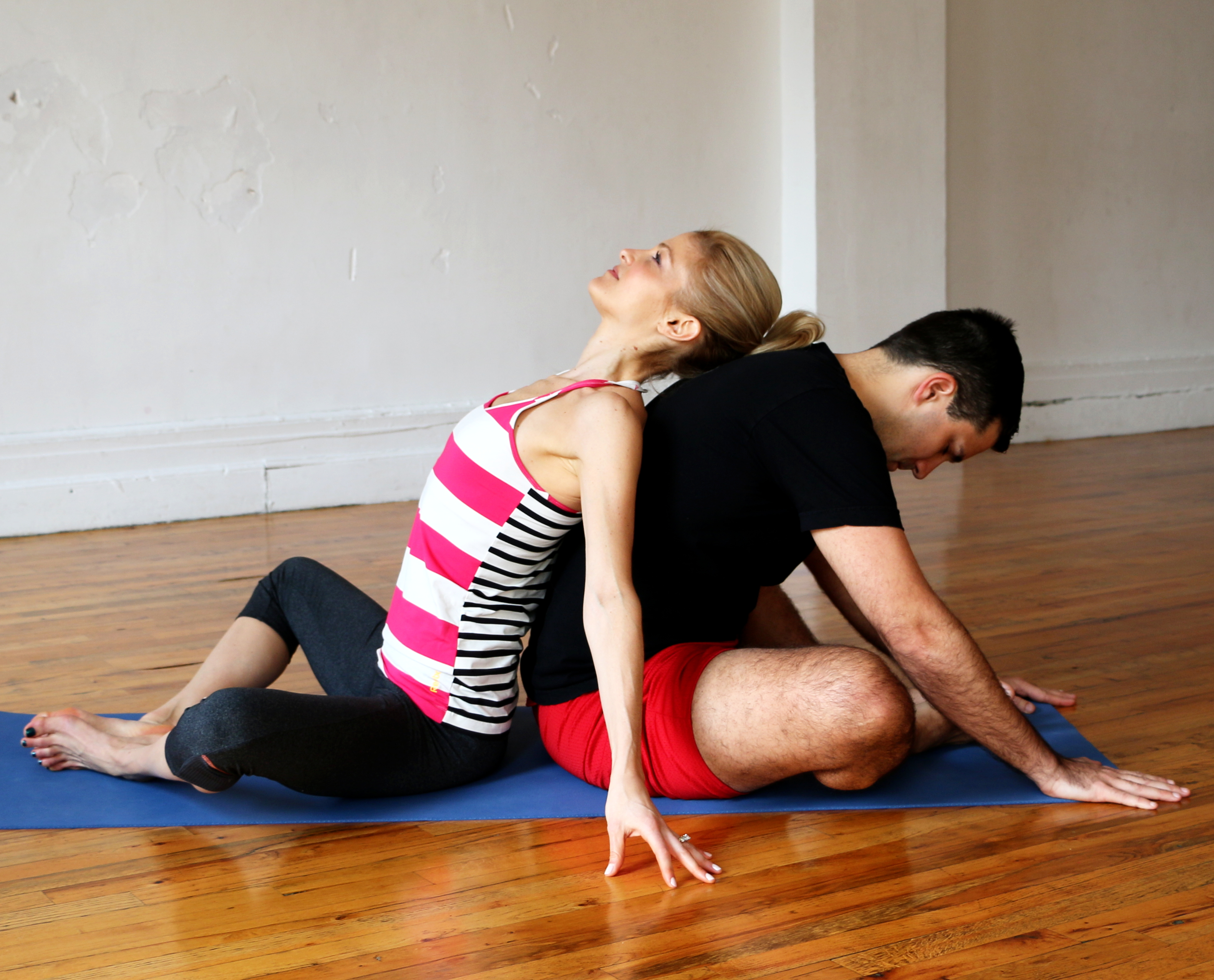 Nothing says quot happy valentine s day quot like stretching breathing and